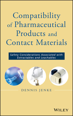 Compatibility of Pharmaceutical Solutions and Contact Materials - chemistry safety