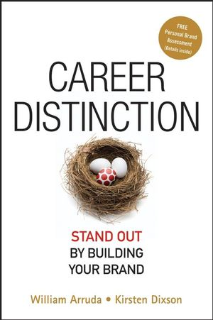 Career Distinction Stand Out by Building Your Brand Personal - building your career