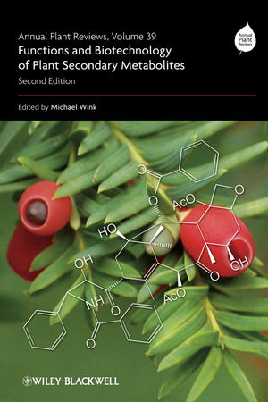 Annual Plant Reviews, Volume 39, 2nd Edition, Functions and