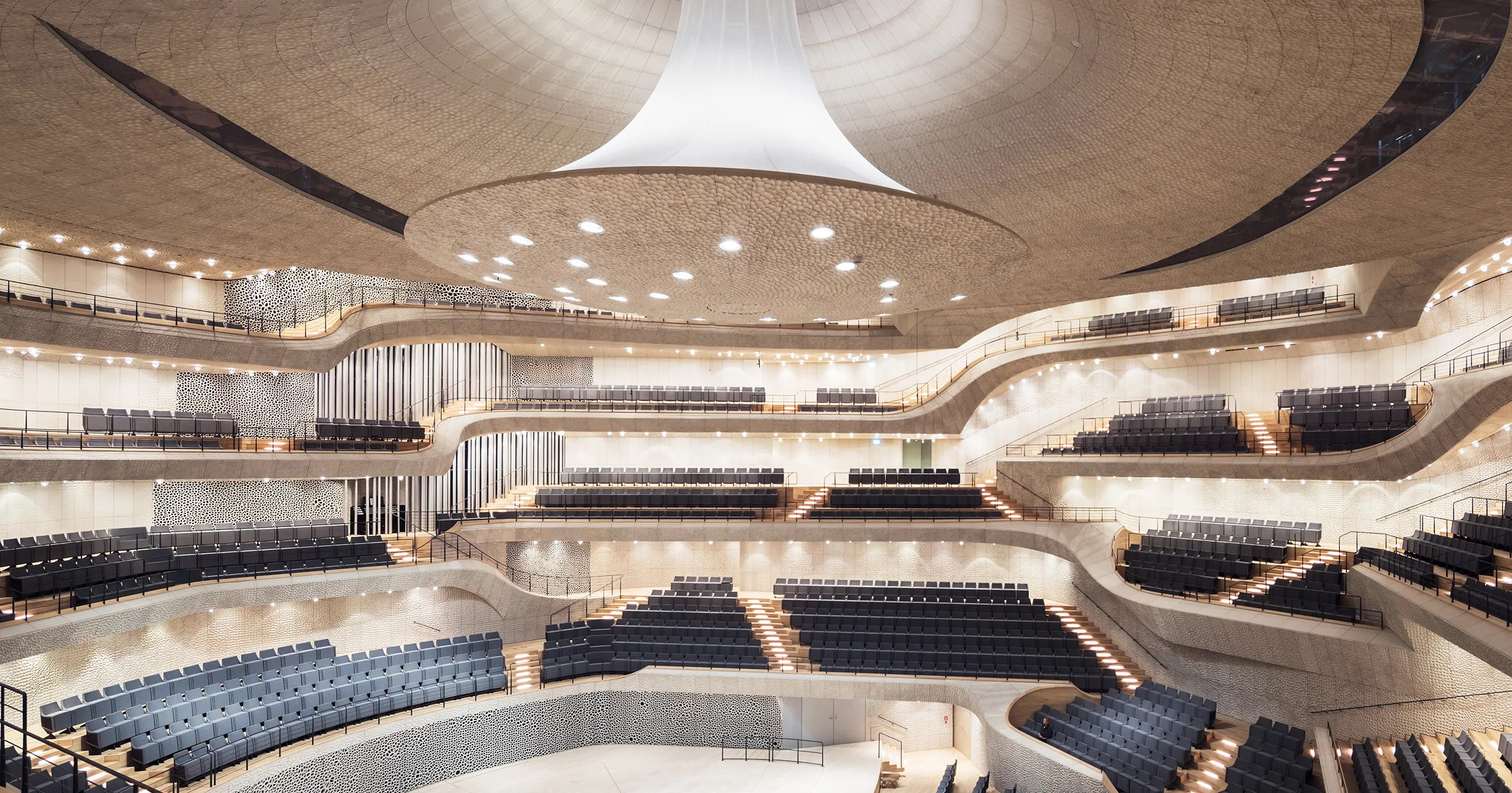 Interior Designer Hamburg The Stunning Elbphilharmonie Is What Happens When Algorithms