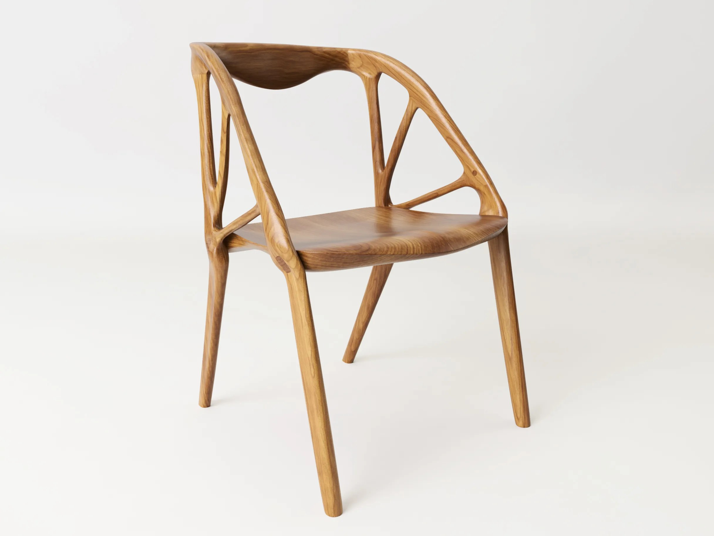 Designer Chairs Used So Algorithms Are Designing Chairs Now Wired
