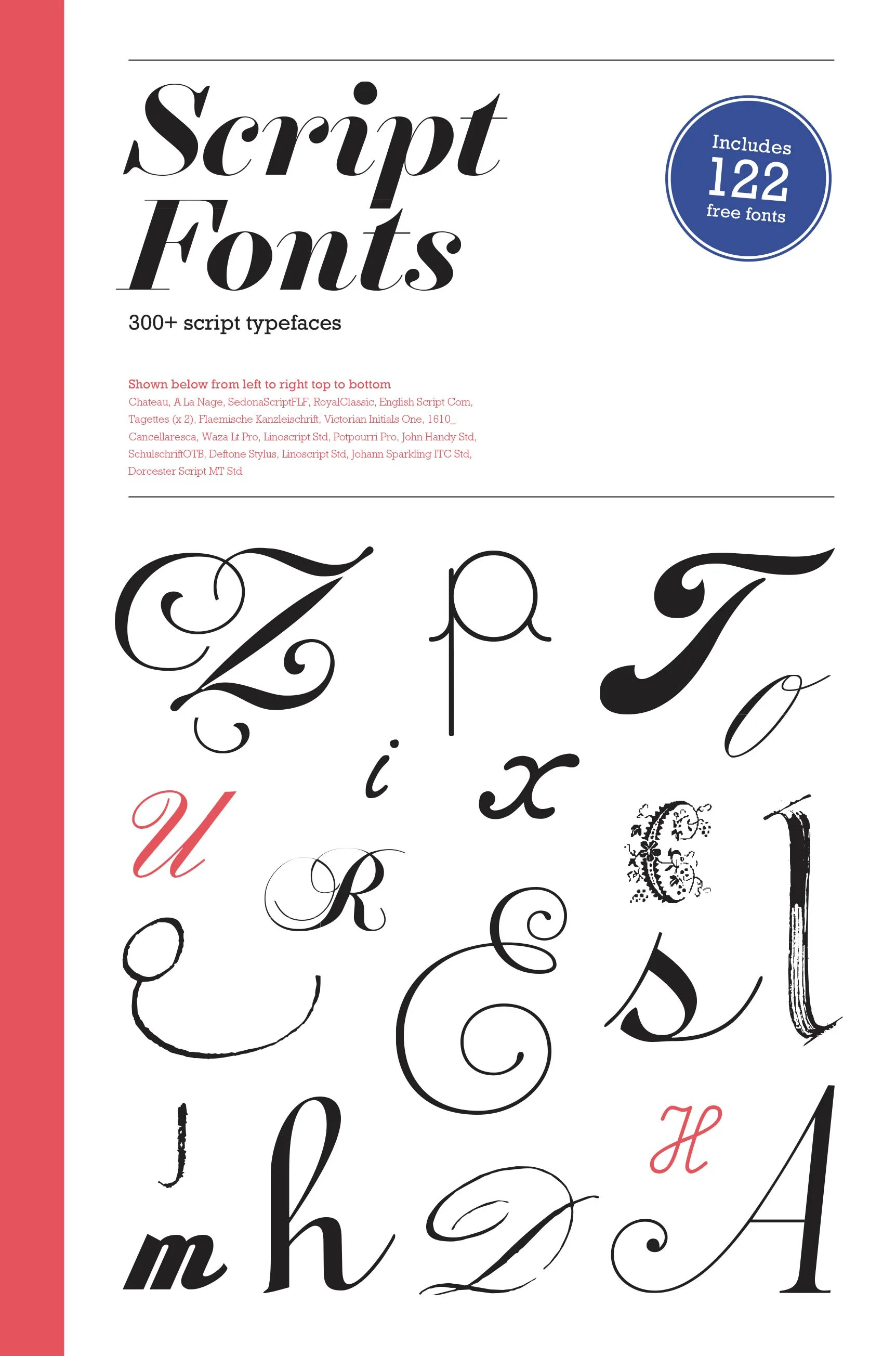 Calligraphy Fonts Victorian A Guide To The Beautiful Elaborate Jungle Of Script Typefaces
