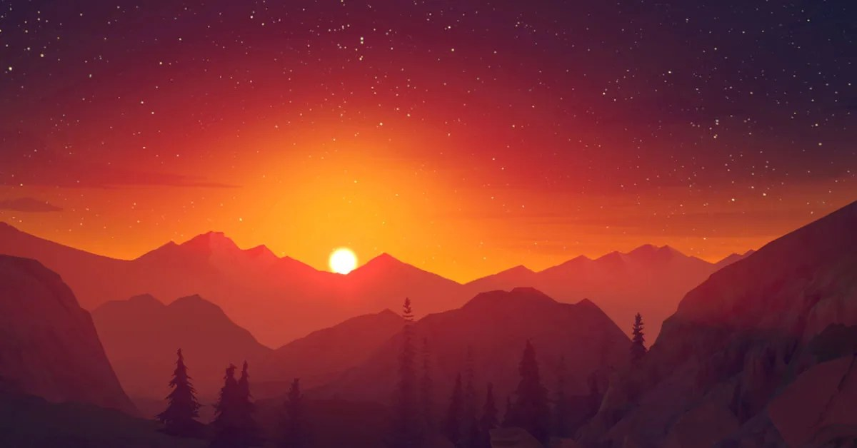 The Walking Dead Game Iphone Wallpaper New Game Firewatch Is A Beautiful Emotional Gut Punch Wired