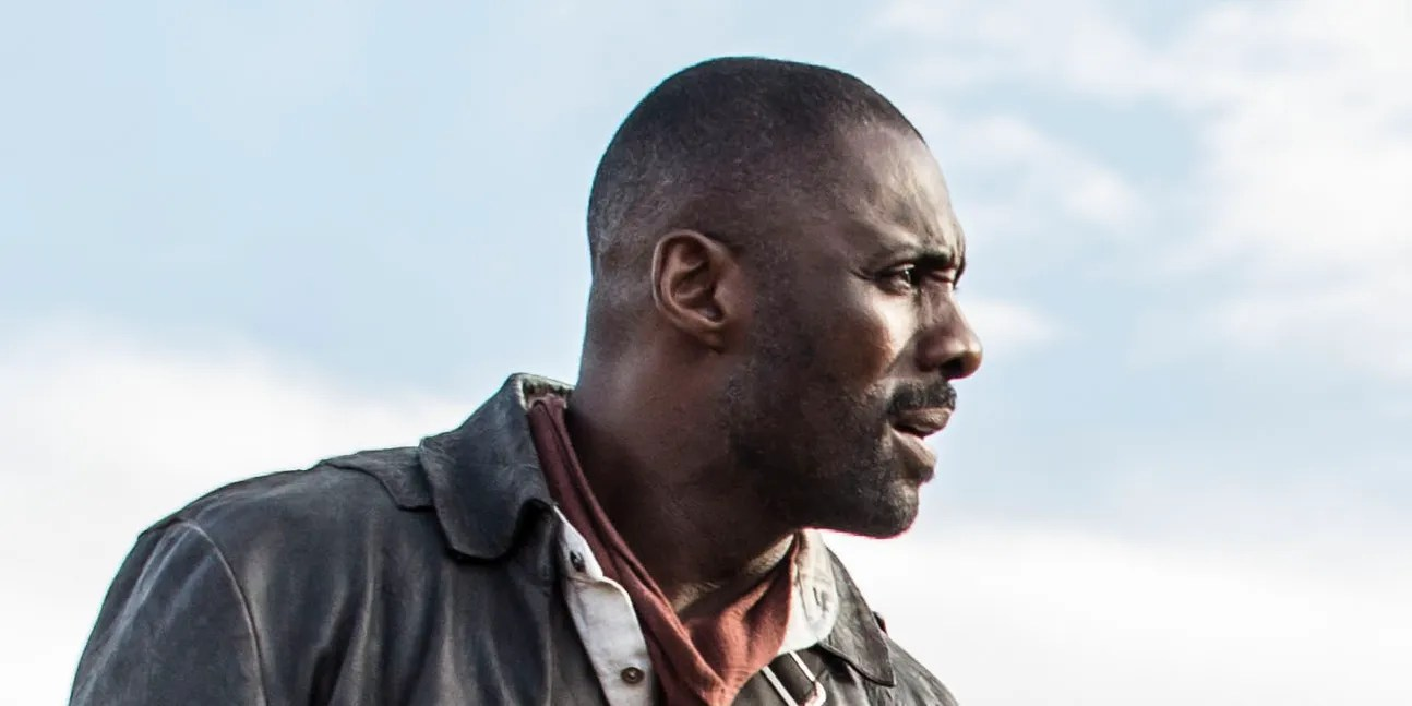 Idris Elba Films Dark Tower Scenes With Tom Taylor As Jake The Dark Tower Trailer If You Want To Like The Movie Reset Your