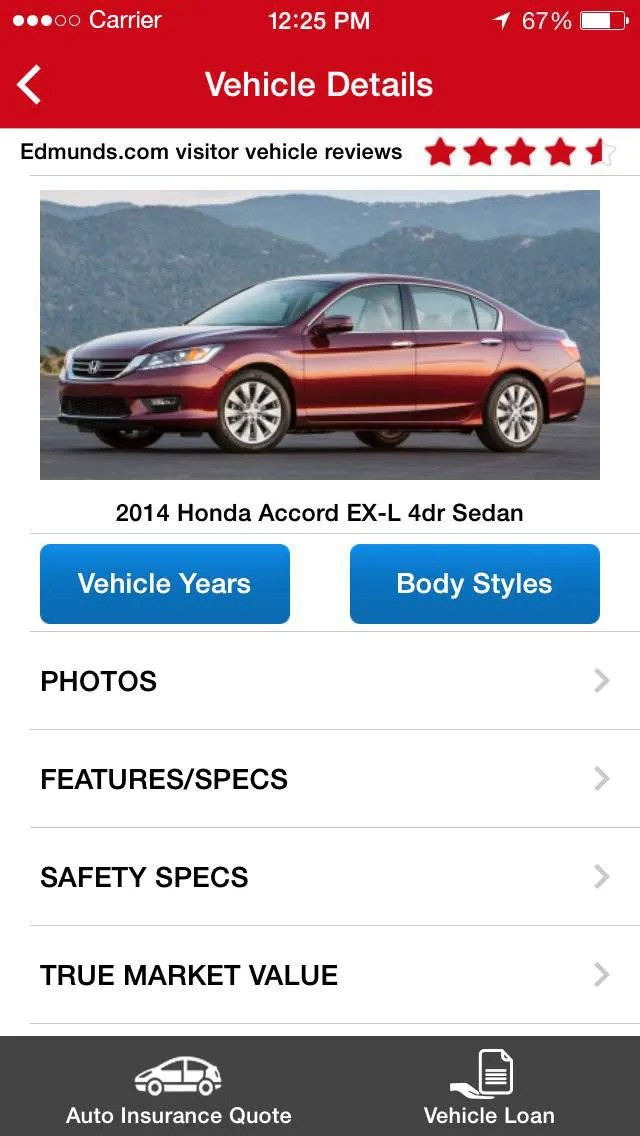 An App That Can Instantly Identify Any Car (At Least Half the Time - car description
