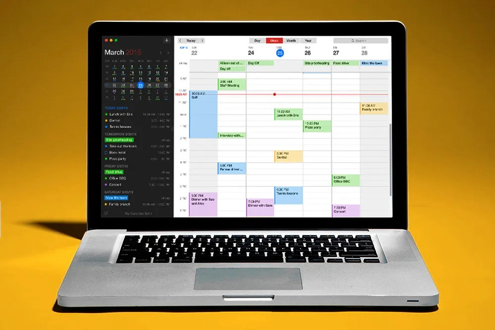 Fantastical 2 Is a Crazy-Powerful Calendar App for Your Mac WIRED