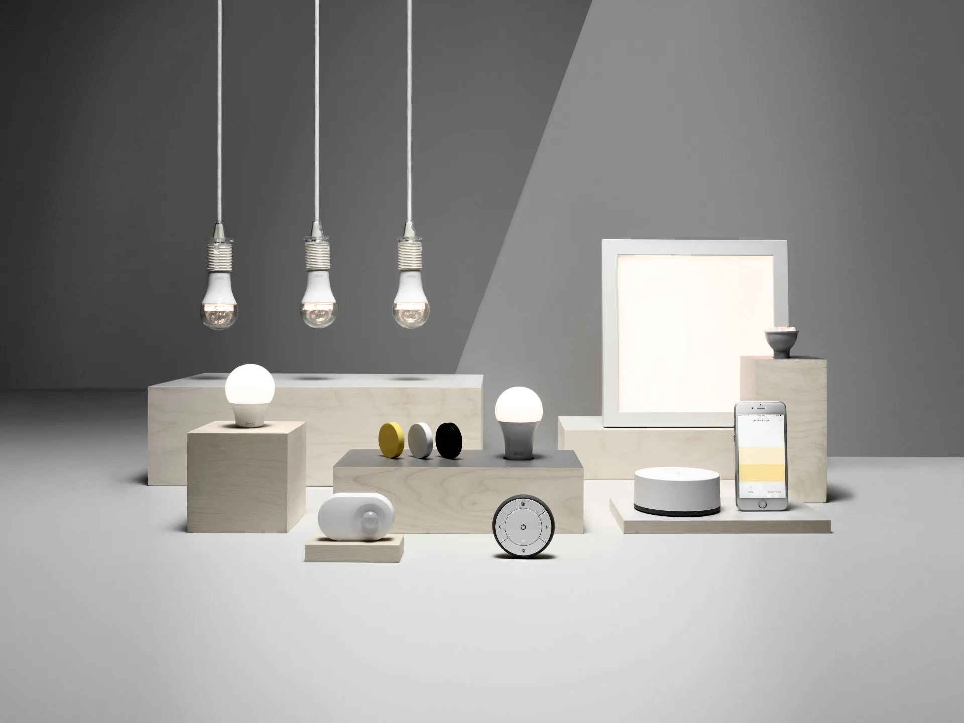 Product Smart Ikea S Home Smart Line Could Shake Up The Smart Home Industry Wired