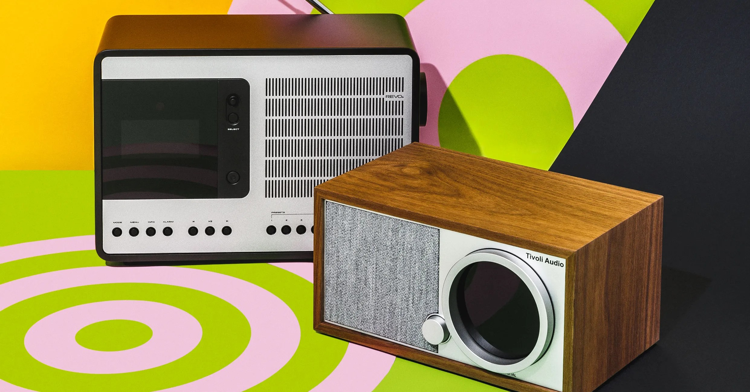 Tivoli Radio Sale Stream Your Favorite Tunes With These Connected Radios Revo