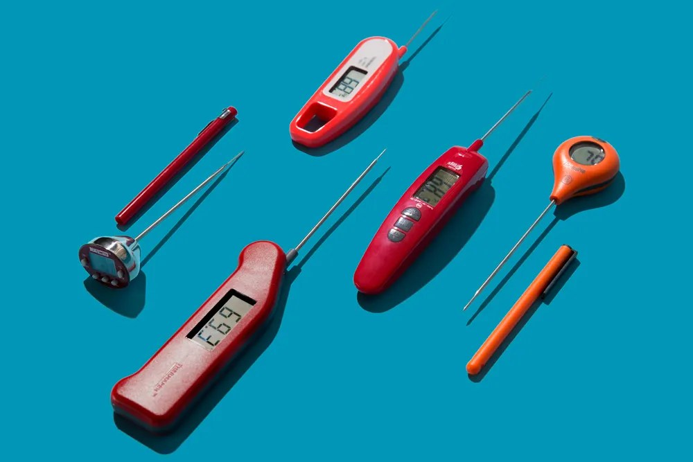 Küchen Thermometer Test We Put 5 Instant-read Meat Thermometers To The Test | Wired