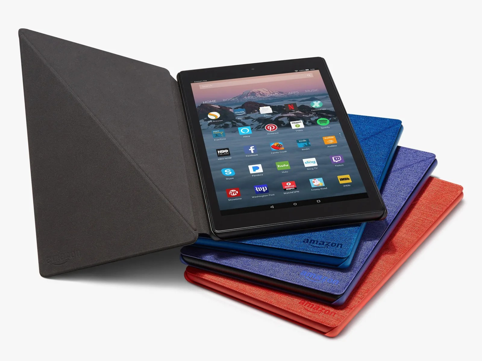 Amazon Audible On Ipad The Best Amazon Fire Tablets Which Model Should You Buy