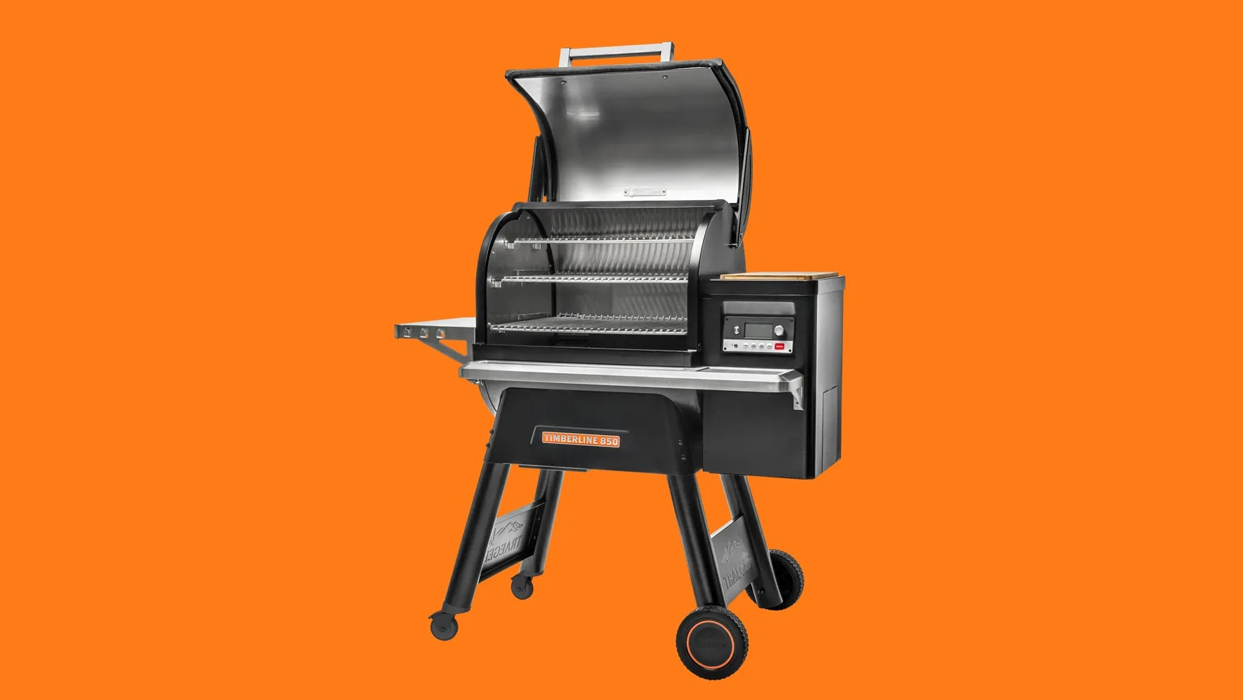 Traeger Timberline 850 Review Shows Promise But Its Flaws Leave It Undercooked Wired