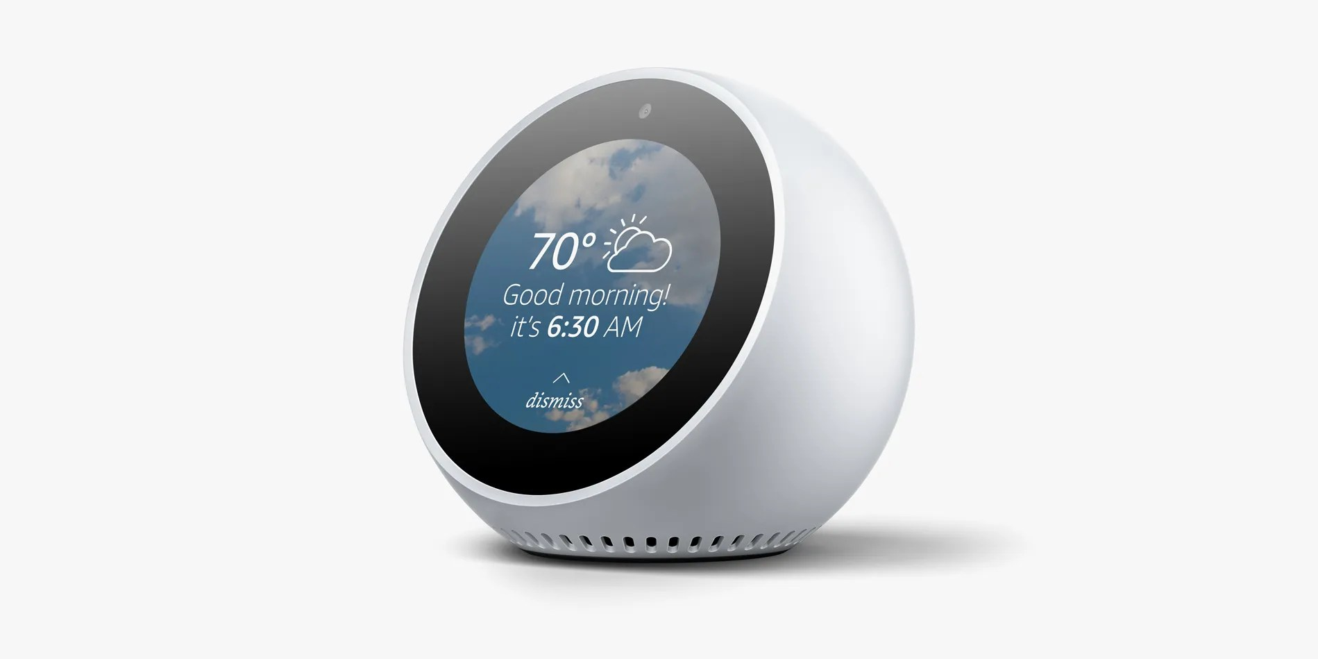 ???echo Amazon Echo Spot Review Bring Alexa Into Your Bedroom