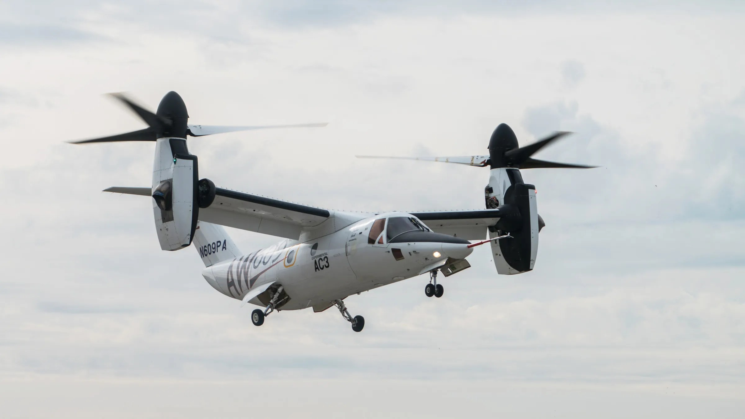 Plane Kaufen The Aw609 Is A V 22 Osprey Inspired Private Plane Wired