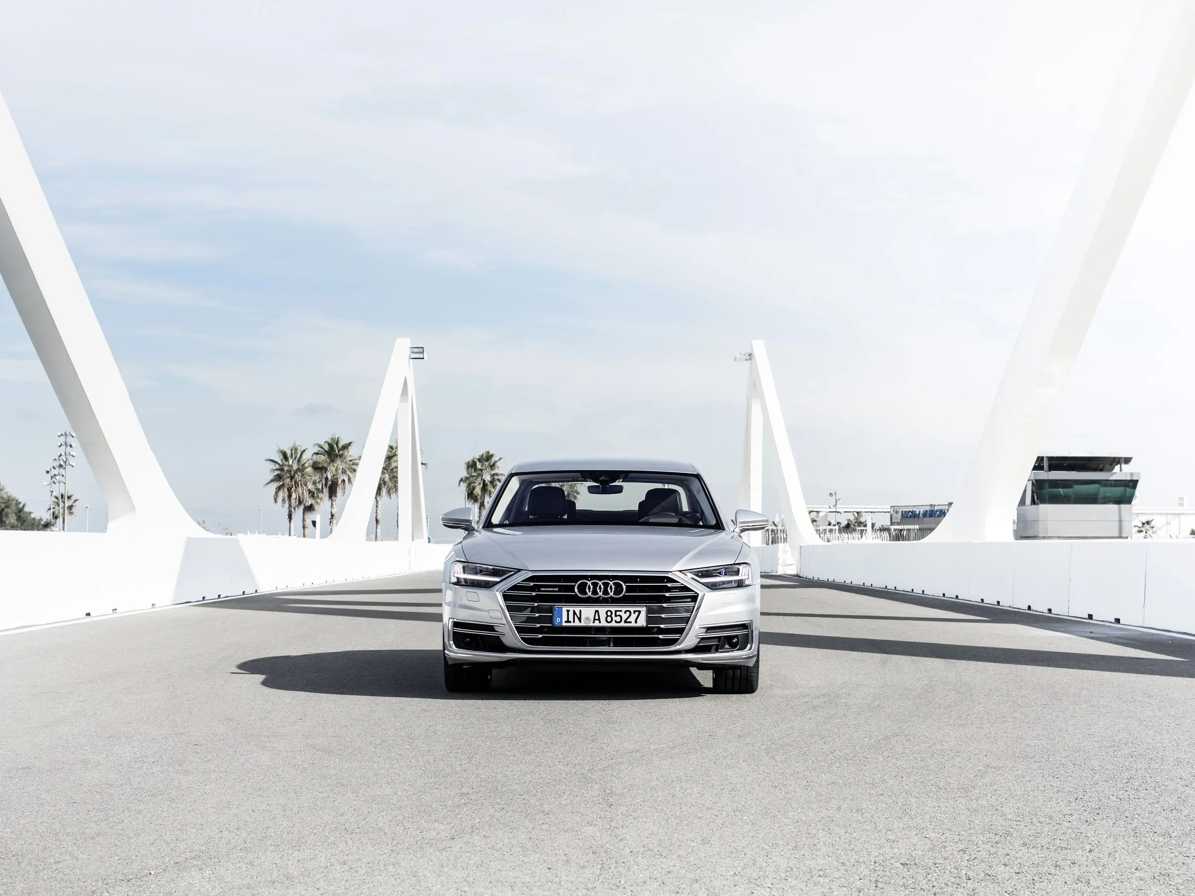 Garage Audi Tours Americans Can T Have Audi S Super Capable Self Driving System Wired