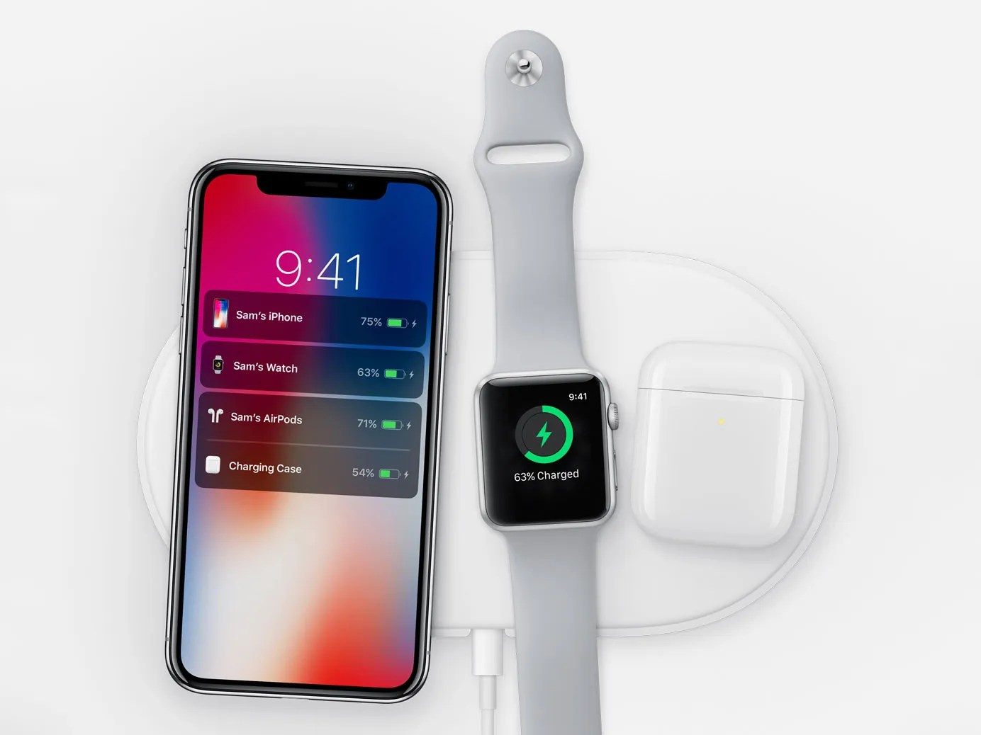 Wireless Charging Iphone Rip Airpower Apple Kills Its Elusive Wireless Charging Pad Wired