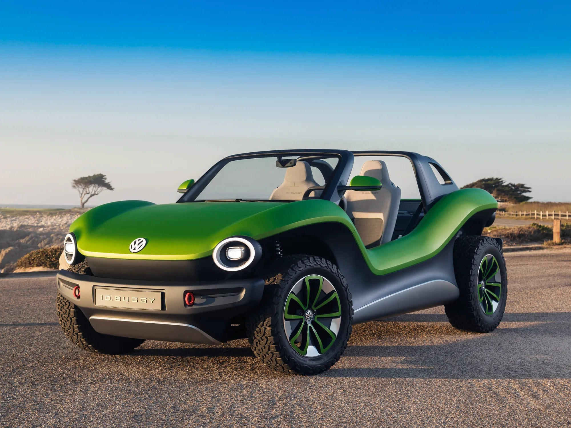 3 Wheel Buggy Vs 4 Wheel Vw S Id Buggy Is An Electric Dune Dominator Wired