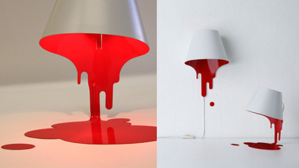 Parquet Color Liquid Lamp, La Lampada Per I Seguaci Di Twilight - Wired.it