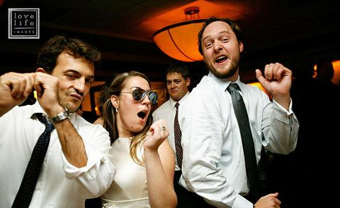 Wedding and party playlist