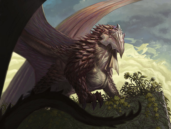 Mythical Creatures In The Fall Wallpaper Family Matters Magic The Gathering