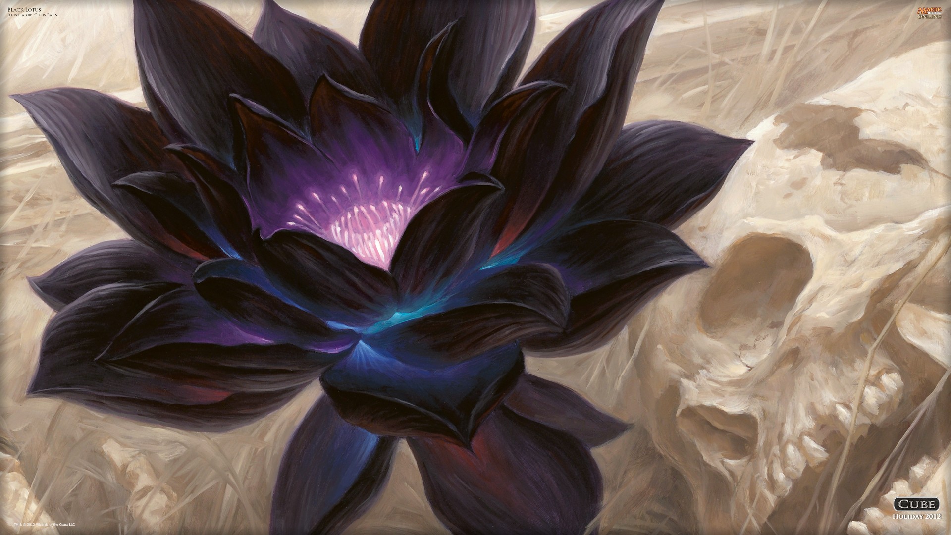 Mtg Wallpaper Wallpaper Of The Day Black Lotus Magic The Gathering