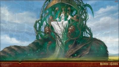 Wallpaper of the Week: Karametra, God of Harvests   MAGIC: THE GATHERING