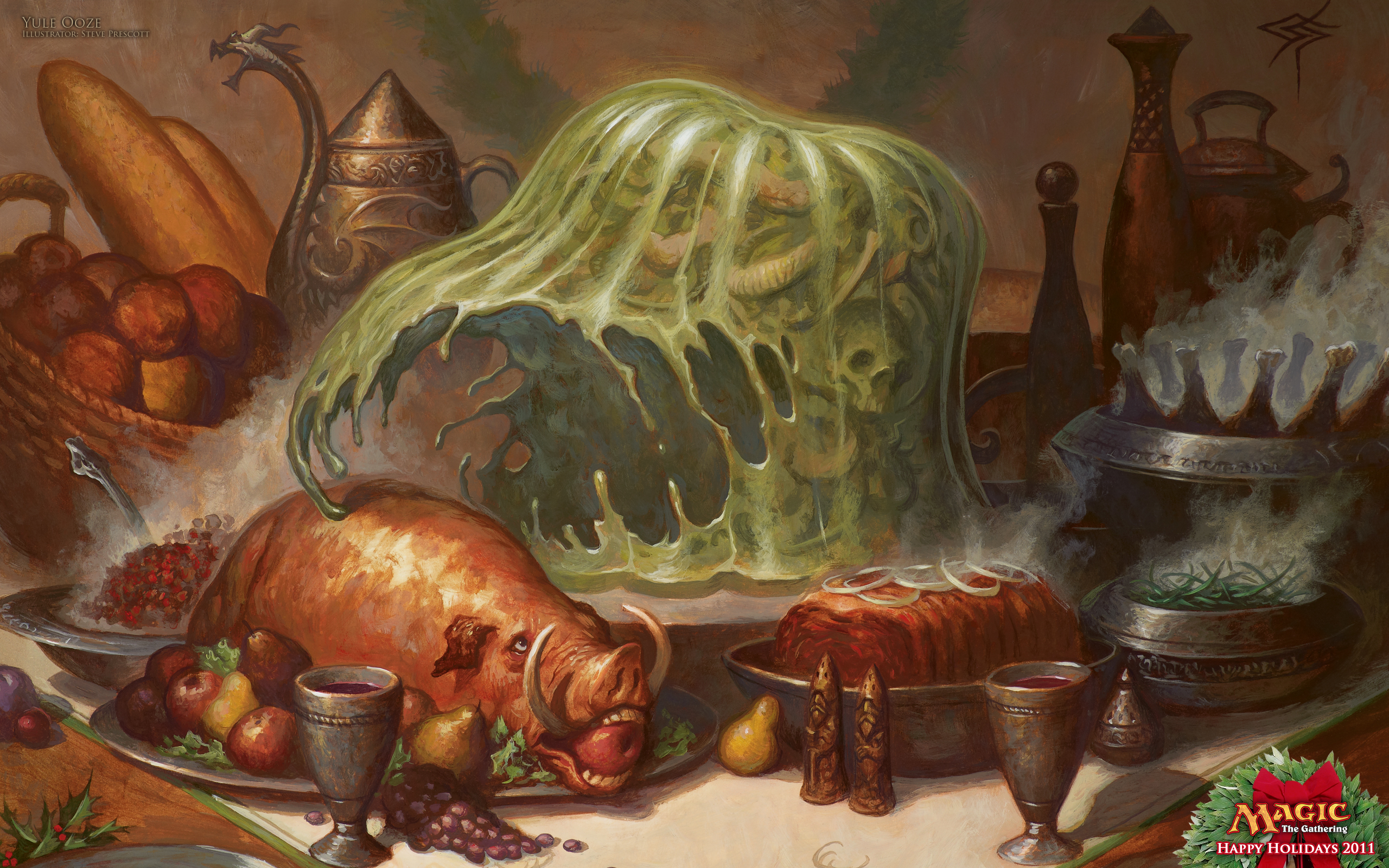 Animated Wallpaper Iphone Download Mtg Realm 2013 Mtg Happy Holidays Promo