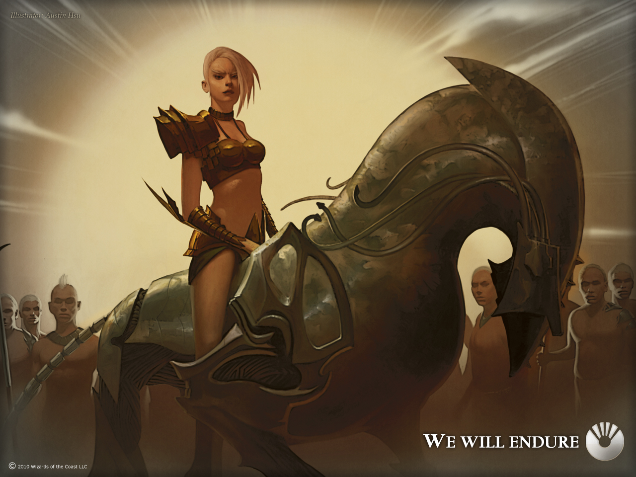Titans Wallpaper Iphone Mirrodin Besieged Wallpapers Magic The Gathering