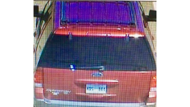 Red SUV linked to Hilltop Inn murder found by Madison County authorities