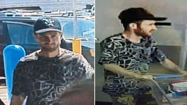 Man wanted in connection with thefts at La Vergne Walmart