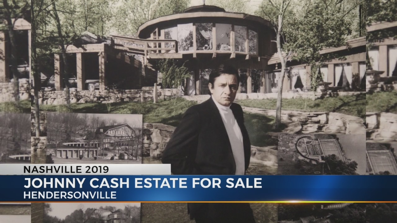 Johnny Cash Pool Song Johnny Cash Estate For Sale