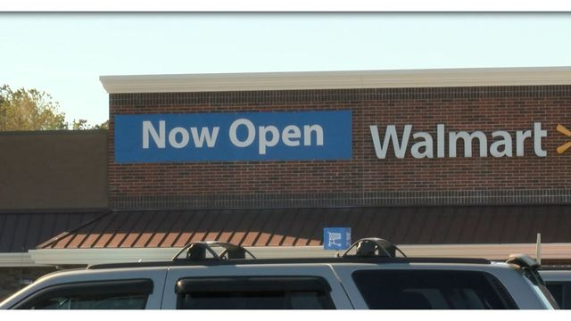 Walmart Supercenter opens in Swansboro
