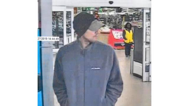 New Bern PD looking for info in Walmart larceny