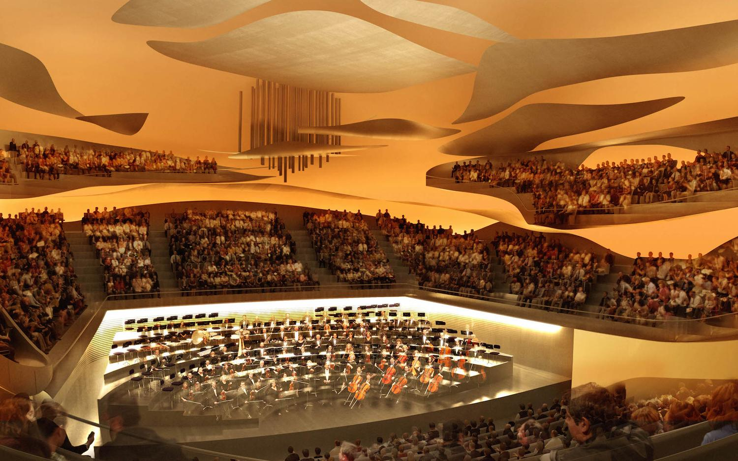 Arte Concert Opera De Paris Video Webcast Opening Concert Of The Philharmonie De Paris Wqxr