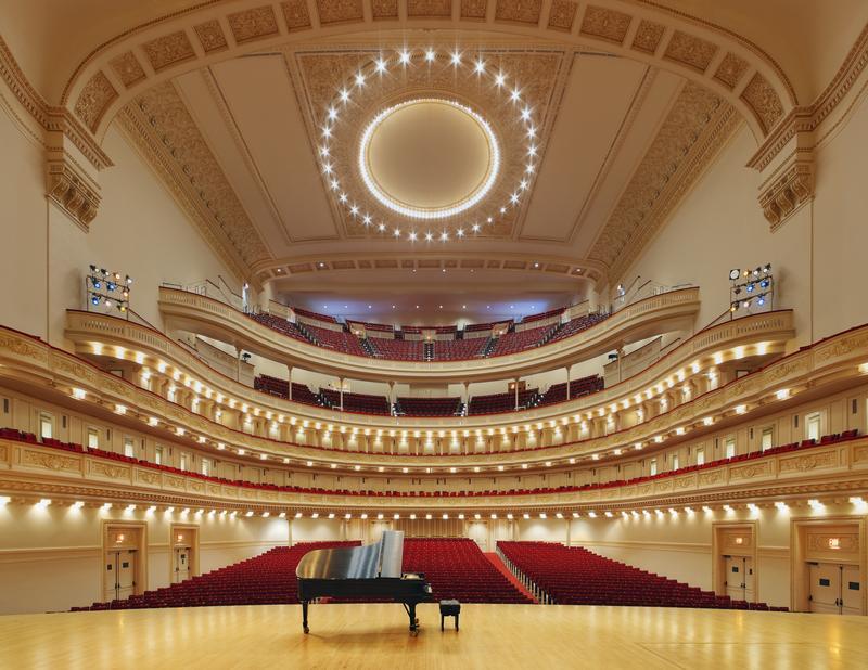 Where\u0027s the Best Seat in the Concert Hall? WQXR Blog WQXR