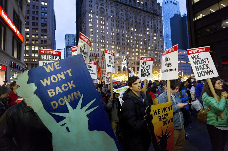 New Local Laws Give Low-Wage Workers a Boost WNYC News WNYC