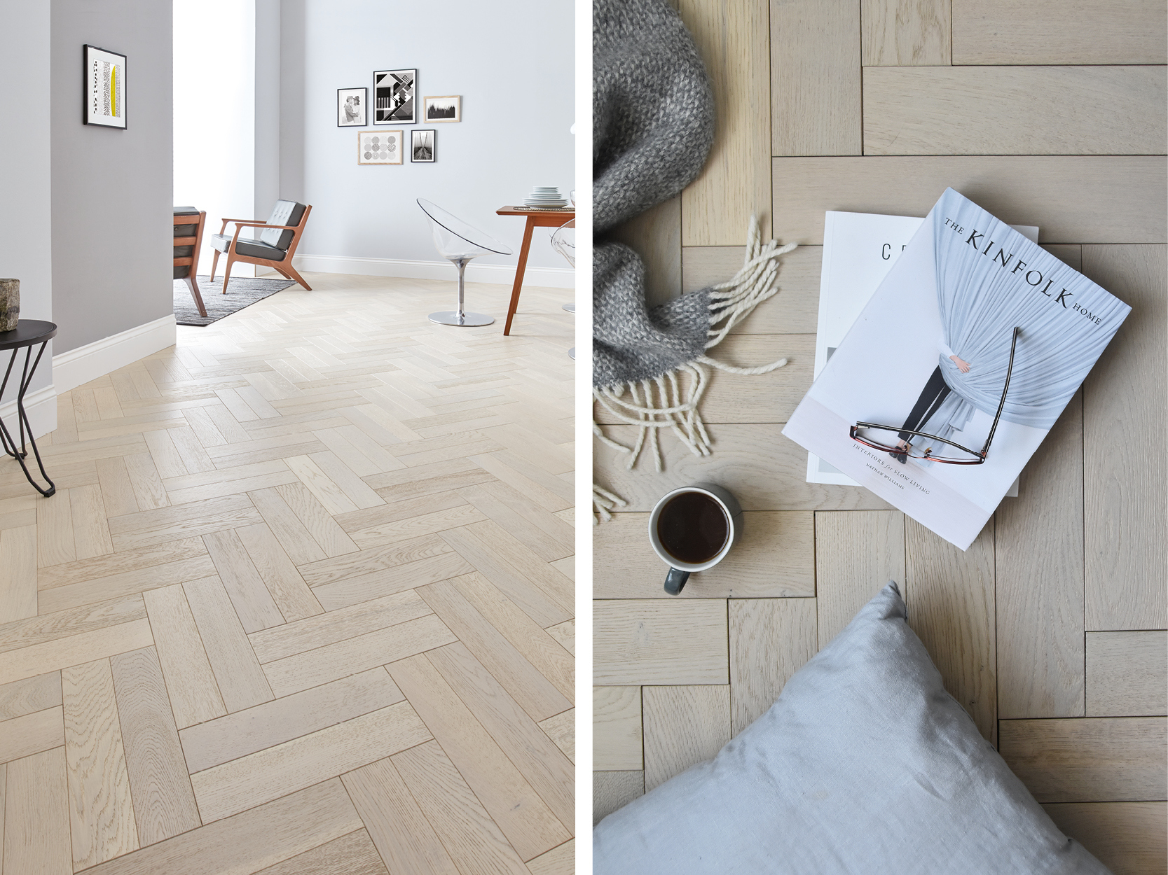 Scandinavian Floor Tiles Creating A Scandinavian Living Space Woodpecker Flooring
