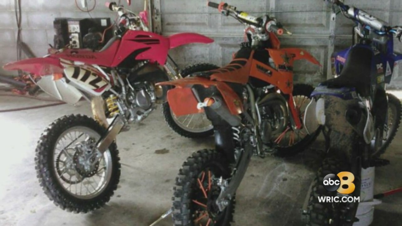 Motocross Garage Accessories 30k Worth Of Motocross Bikes Stolen From Amelia Family