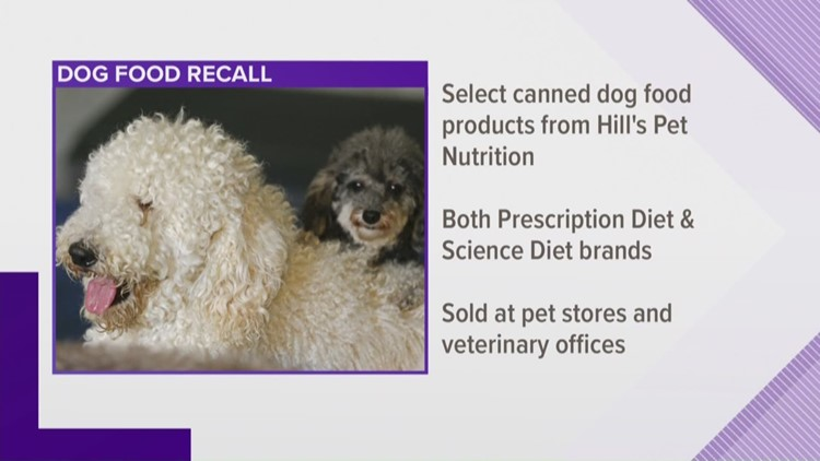 Dog food recalled, but some pet owners worry it\u0027s too late wtsp