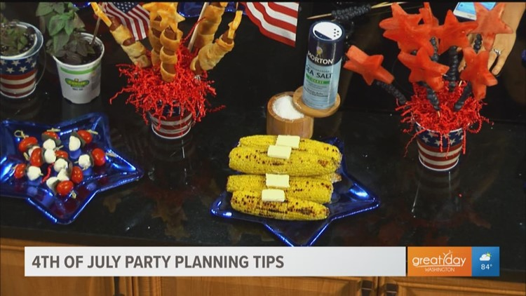 Last-minute 4th of July party planning ideas wusa9 - party planning