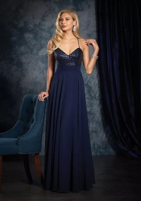 Alfred Angelo Sapphire Bridesmaid Collection 8115L ...