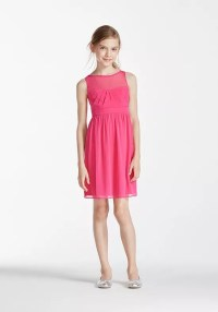 David's Bridal Junior Bridesmaids David's Bridal Style ...