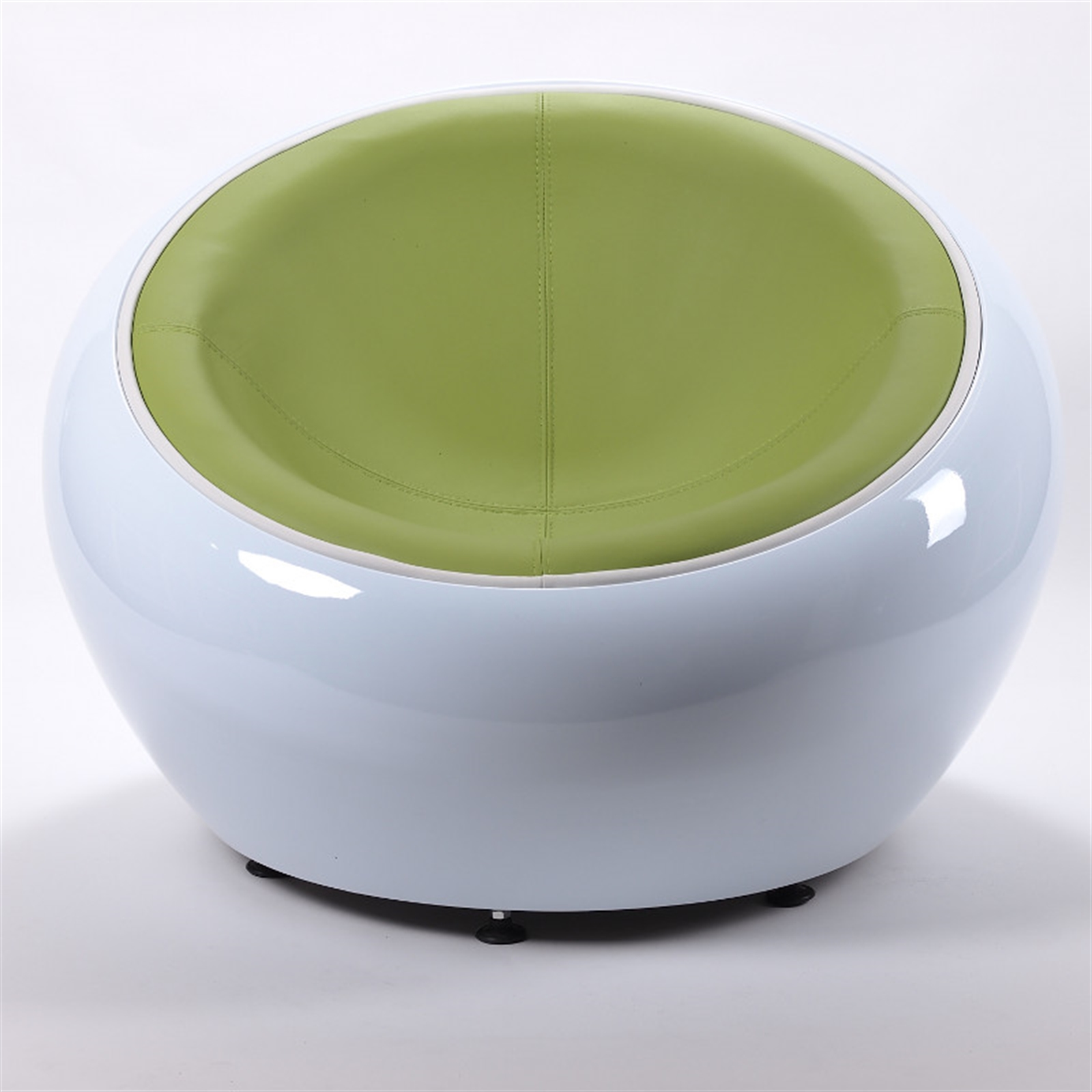 Egg Lounge Sessel Details About Design Egg Chair White Black Shell Bowl Armchair Lounge Design Top