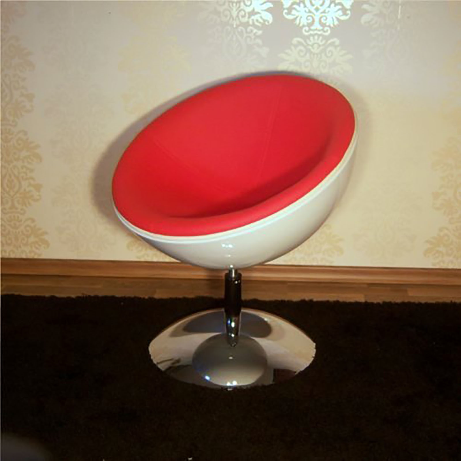Retro Möbel 70er Retro Schalen Sessel 70er Design Stuhl Lounge Möbel C13