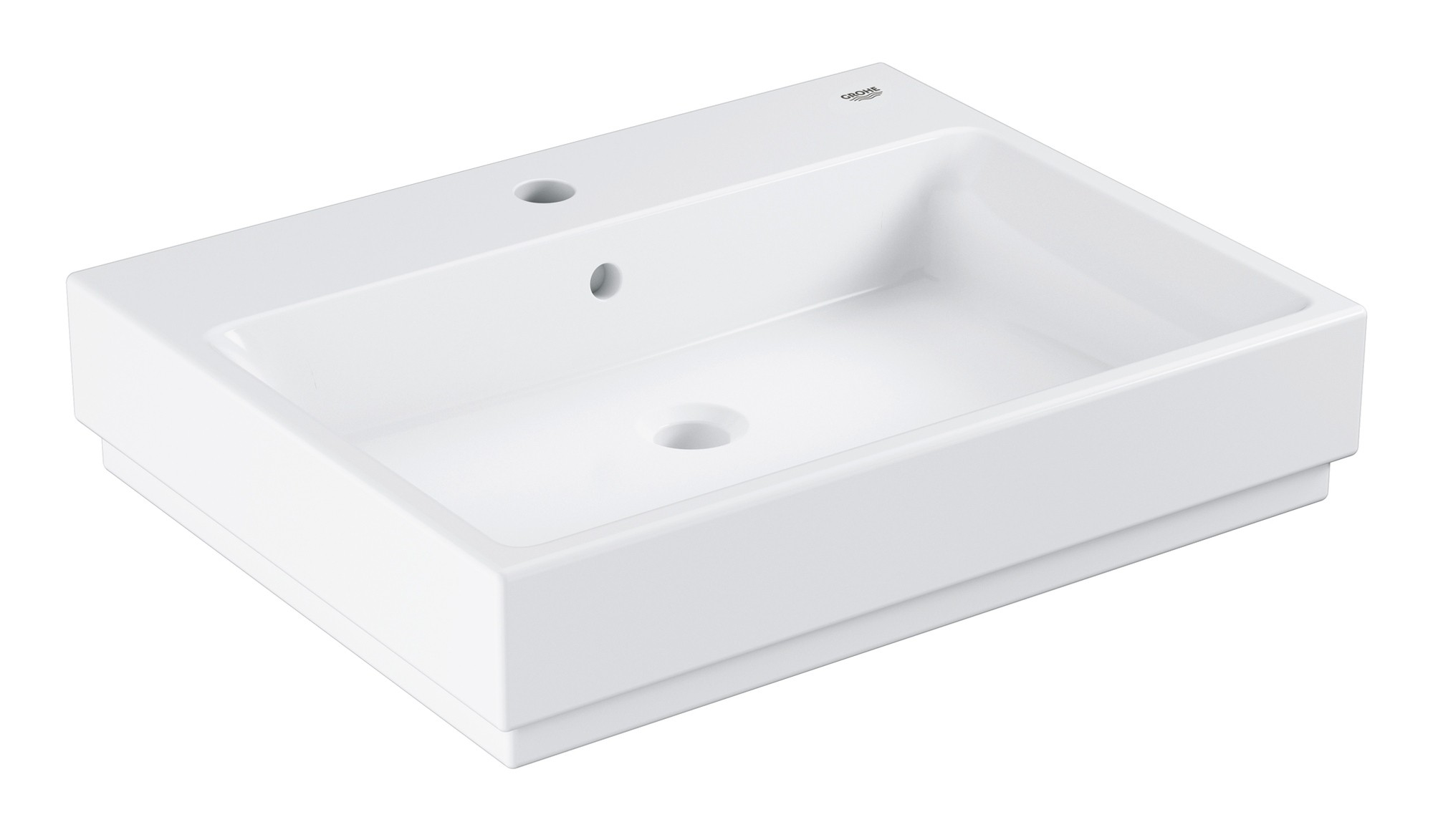 Inda Waschtischkonsole Grohe Cube Ceramic Countertop Washbasin For Furniture With