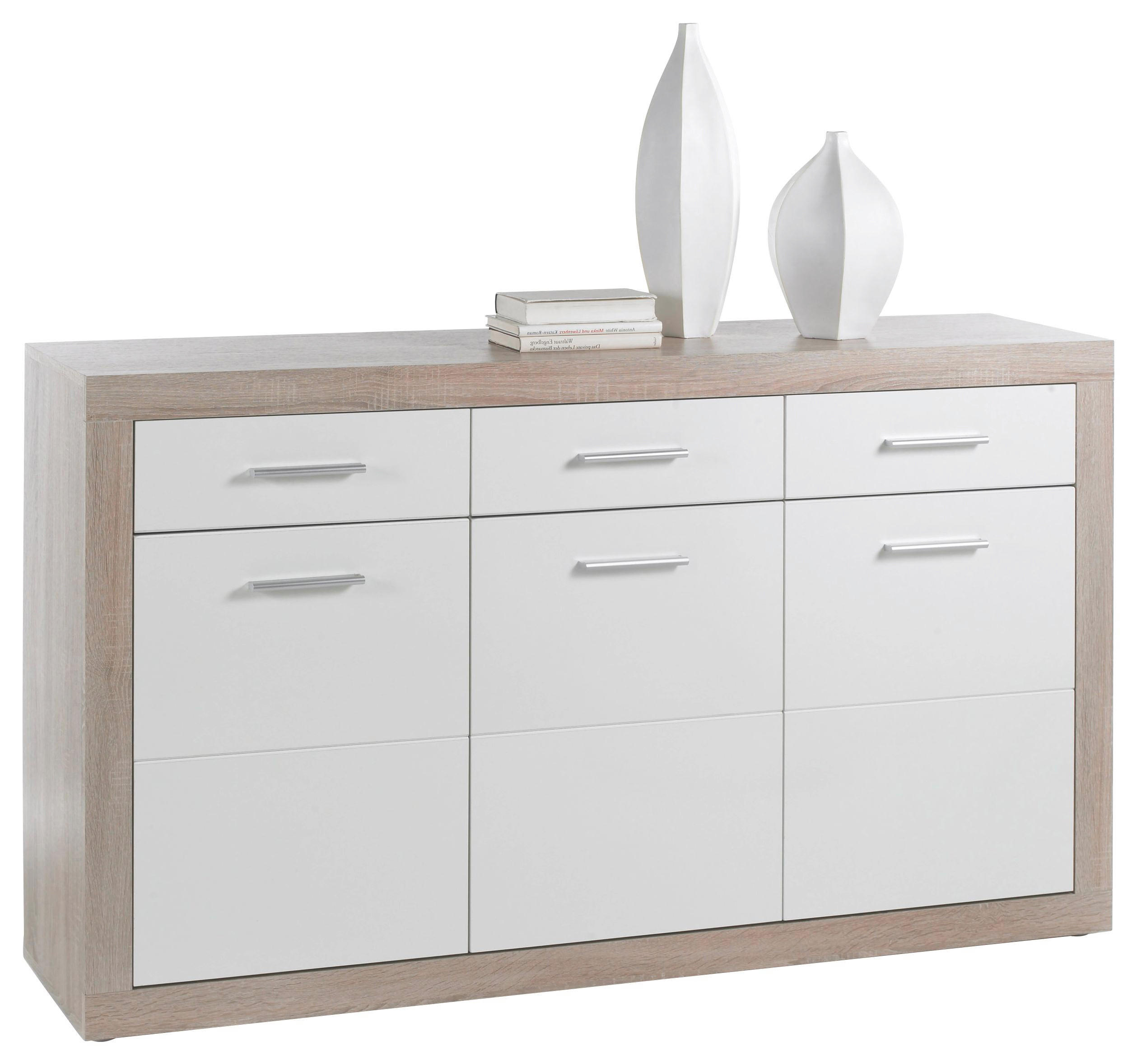 Langes Sideboard Sideboard Wei Design Elegant Wohndesign With Sideboard Wei Design