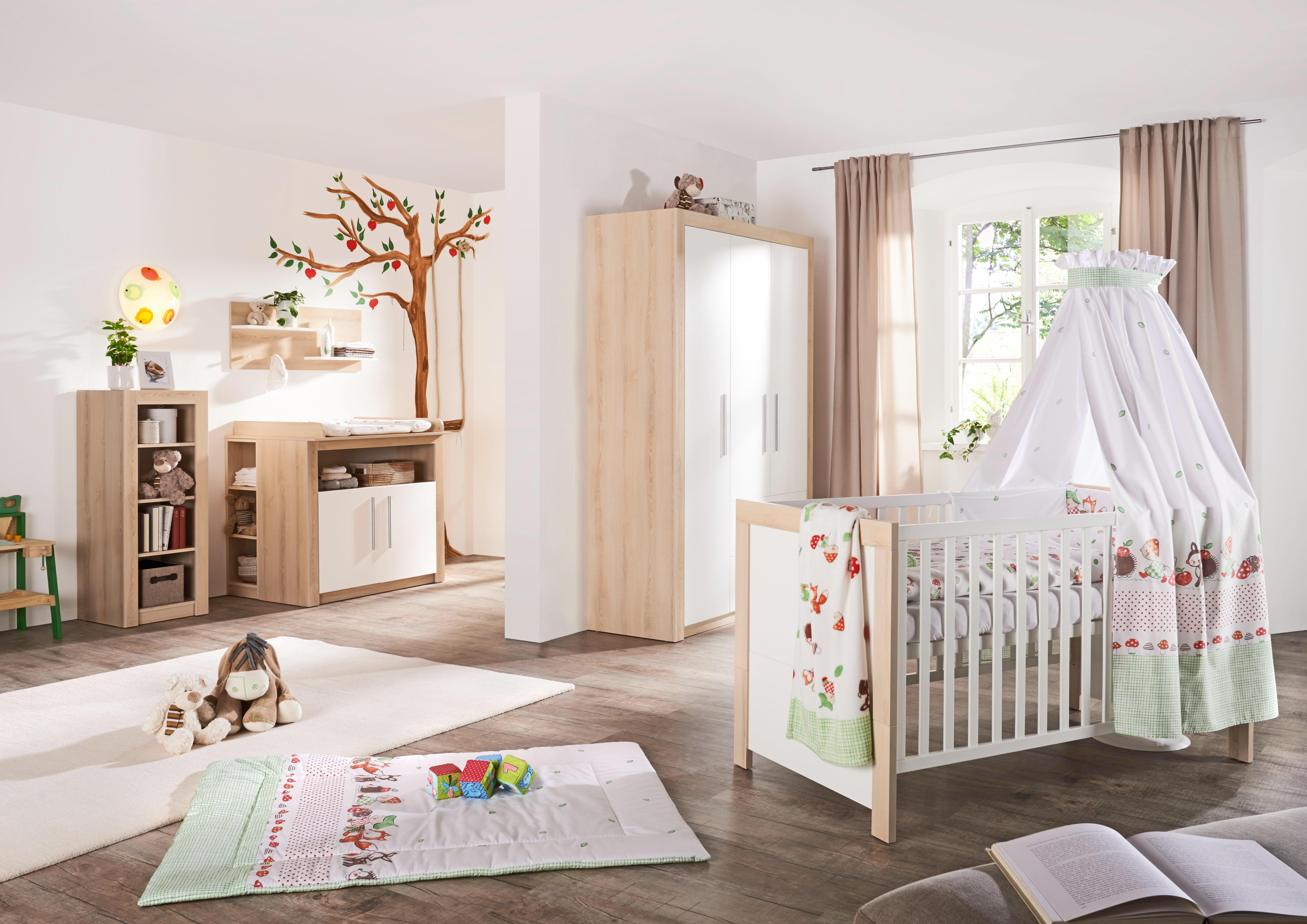 Paradies Baby Bettdecken Set Paradies Bettdecken Baby Sansibar Bettwäsche Creme Exklusive