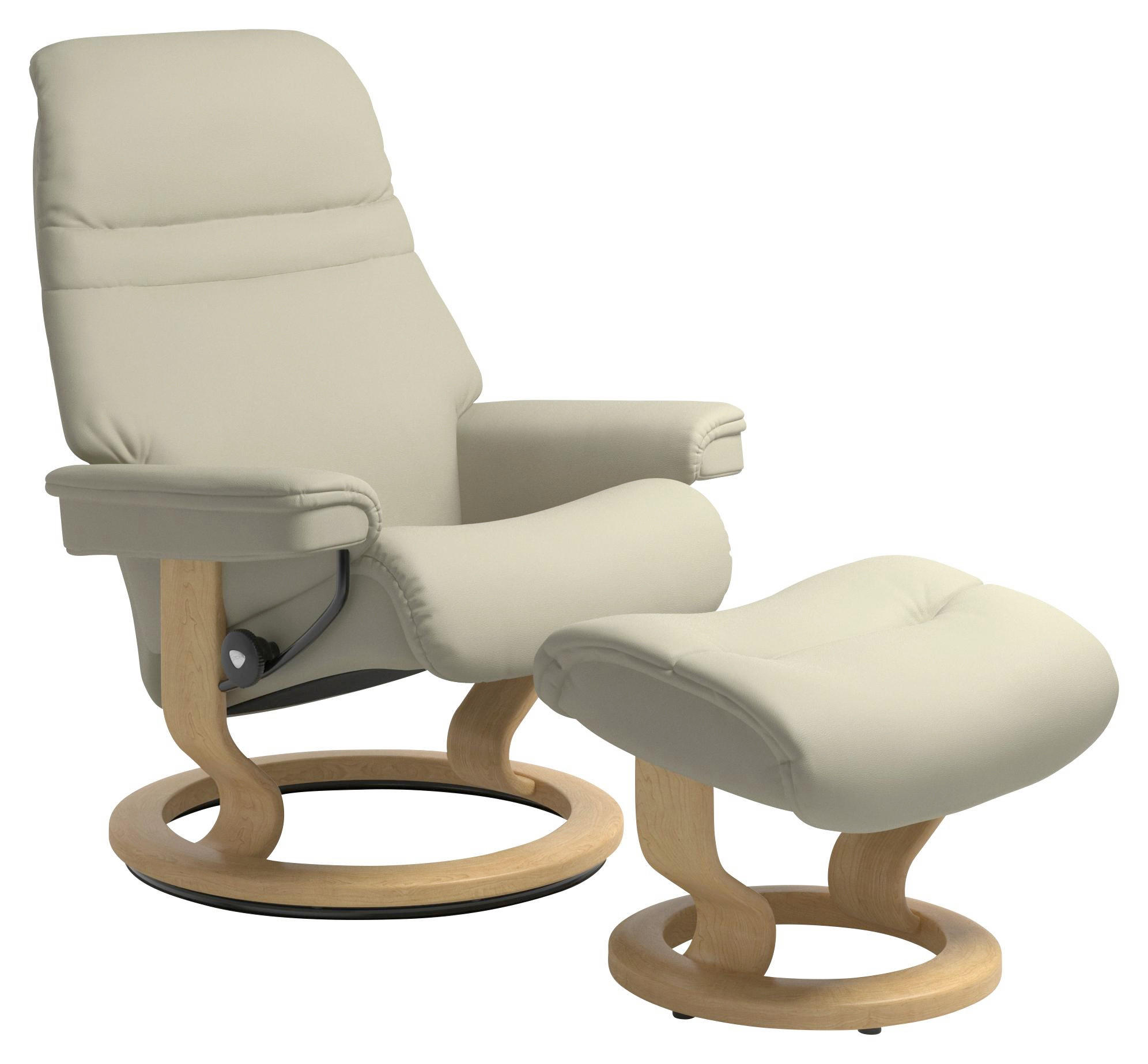 Stressless Sessel Sunrise.html Sesselset Sunrise L Echtleder Hocker