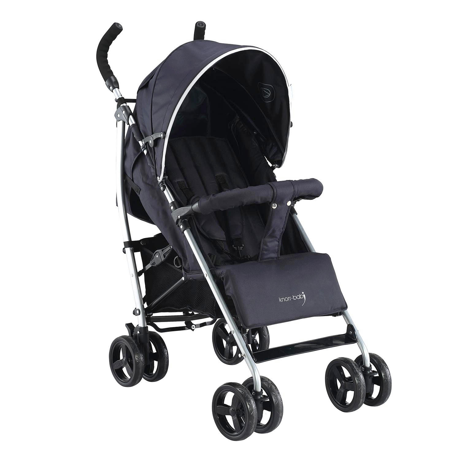 Knorr Baby Buggy Styler Test Knorr Baby Buggy Styler Happy Colour Schwarz