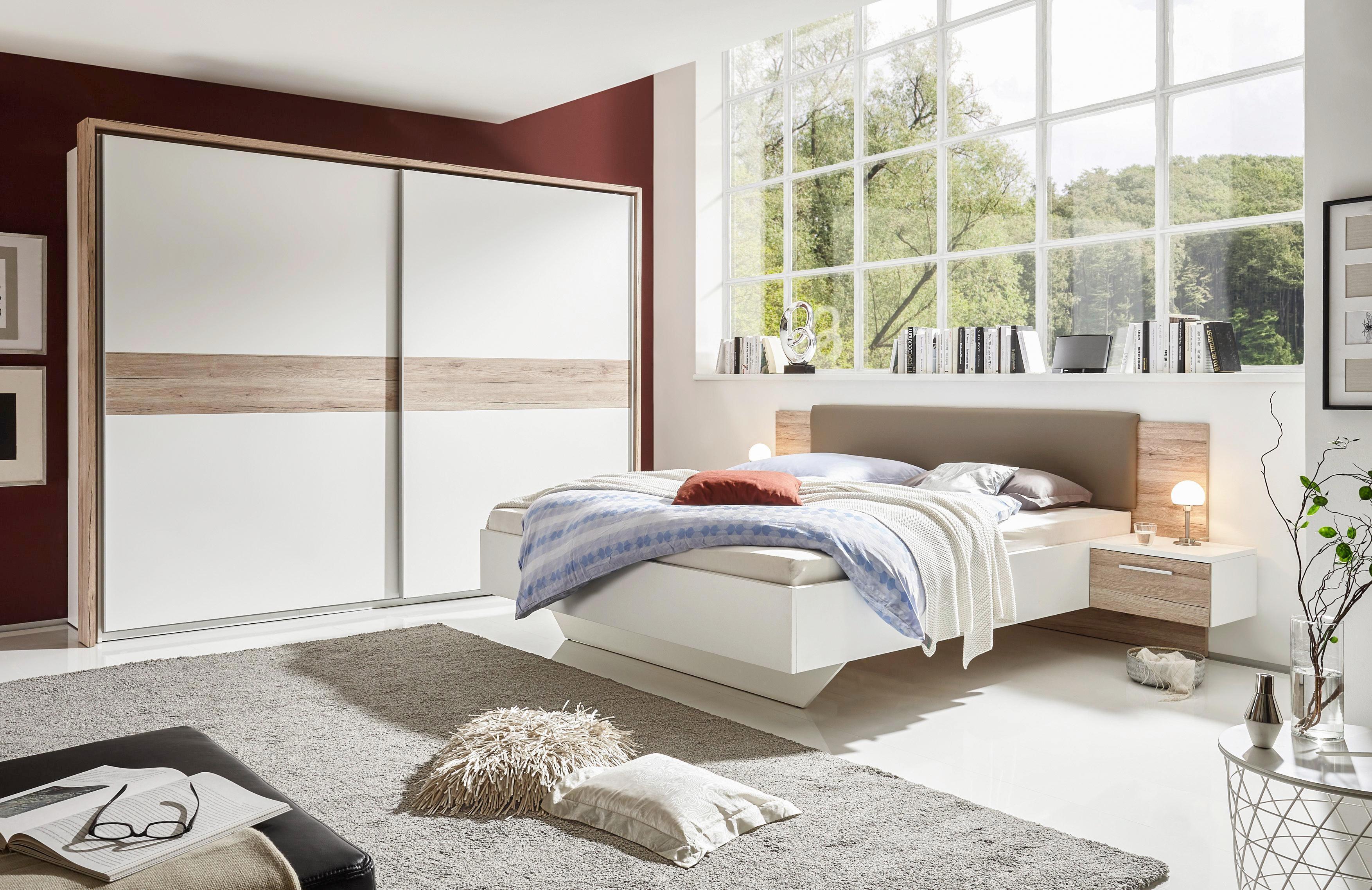 Elegant Moderne Farben Schlafzimmer Modell Wohndesign