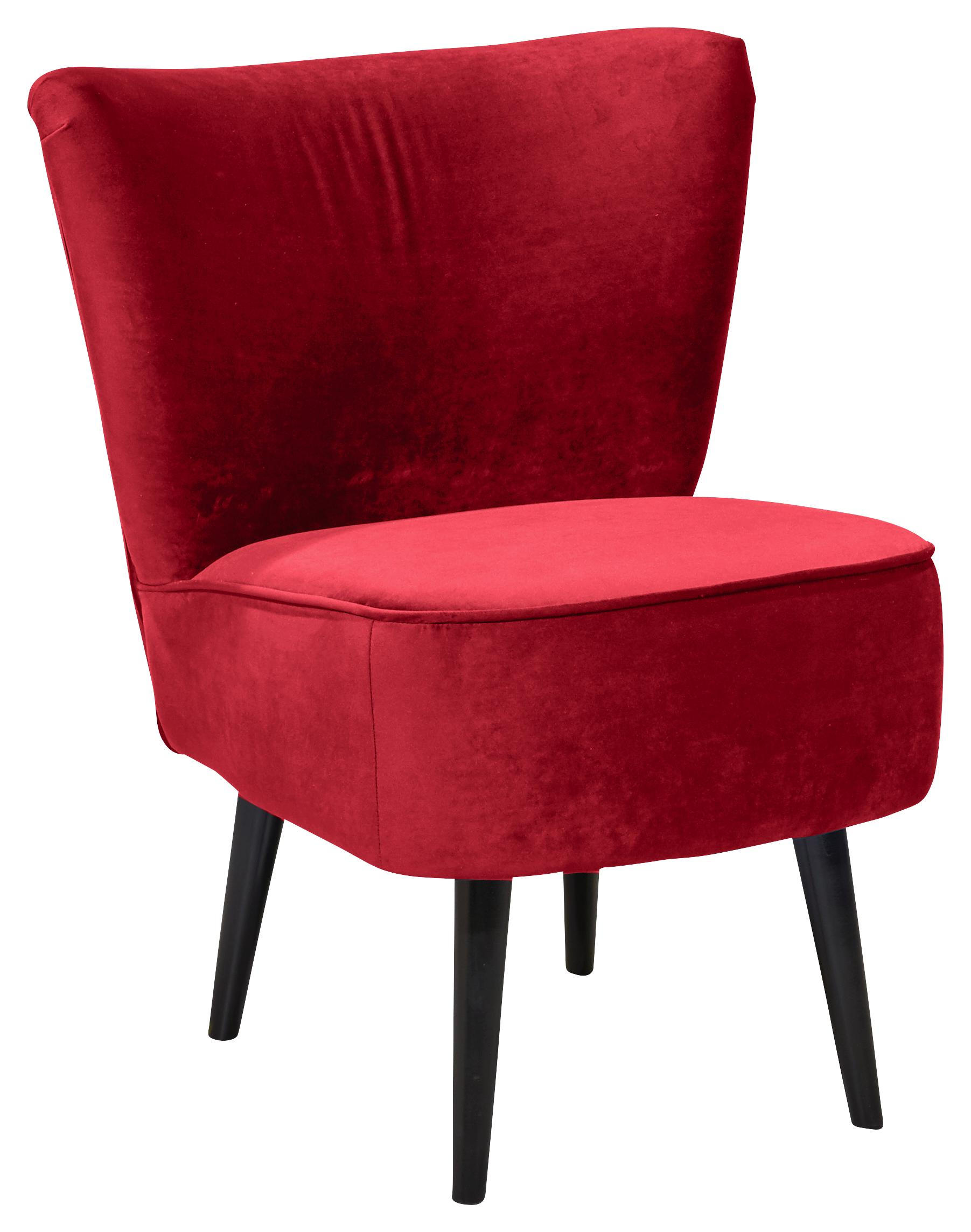 Sessel In Rot Sessel Rot